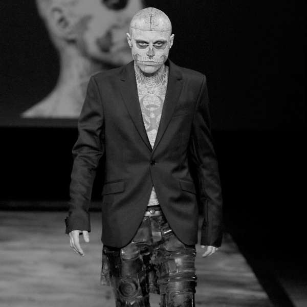 Frightening Fashion Shows