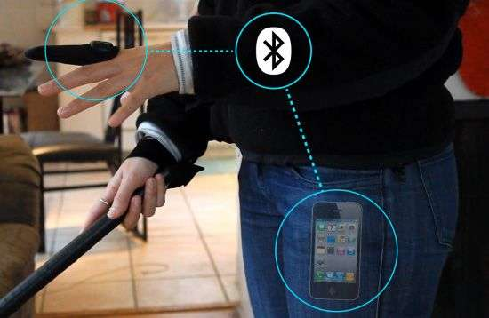 Blind Touchscreen Gadgets
