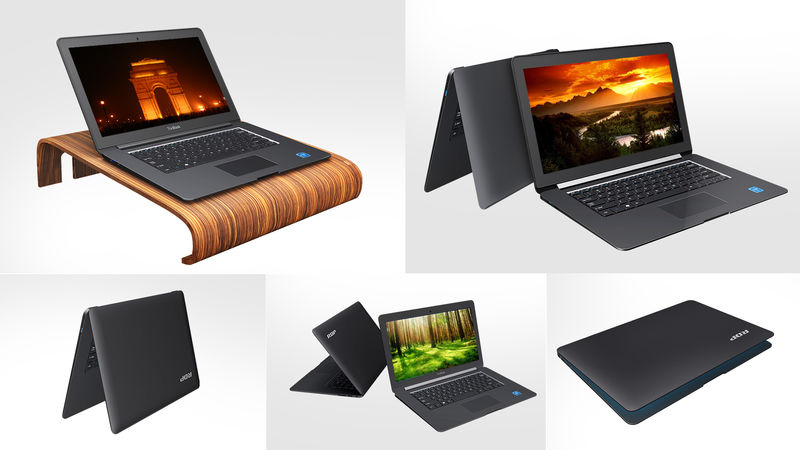 Sleekly Slimmed Laptops