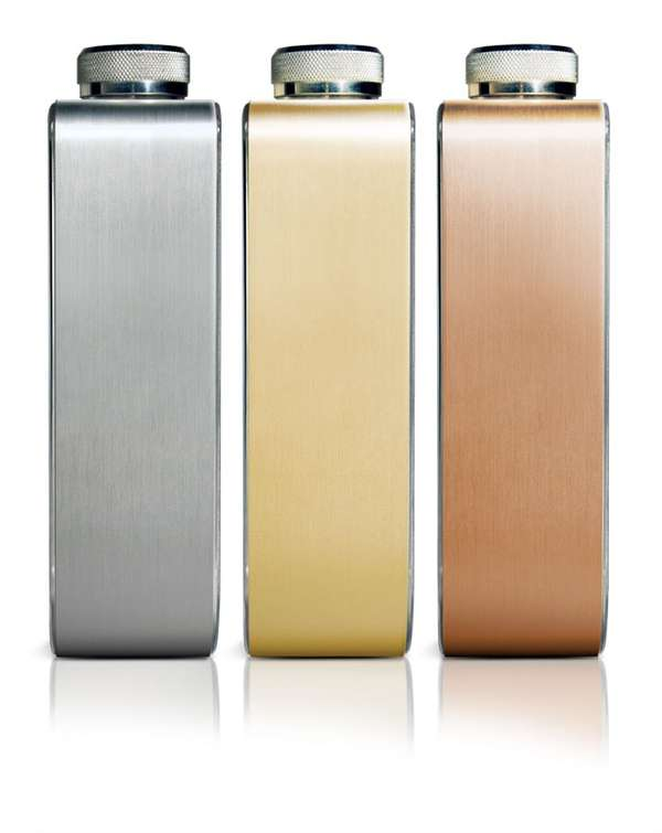Retro Tequila Flasks