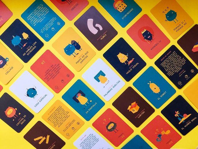Creativity-Boosting Card Games