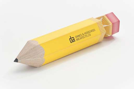 think packaging pencil and cracker