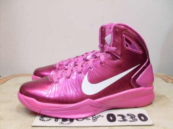Blinding Rosy Sneakers