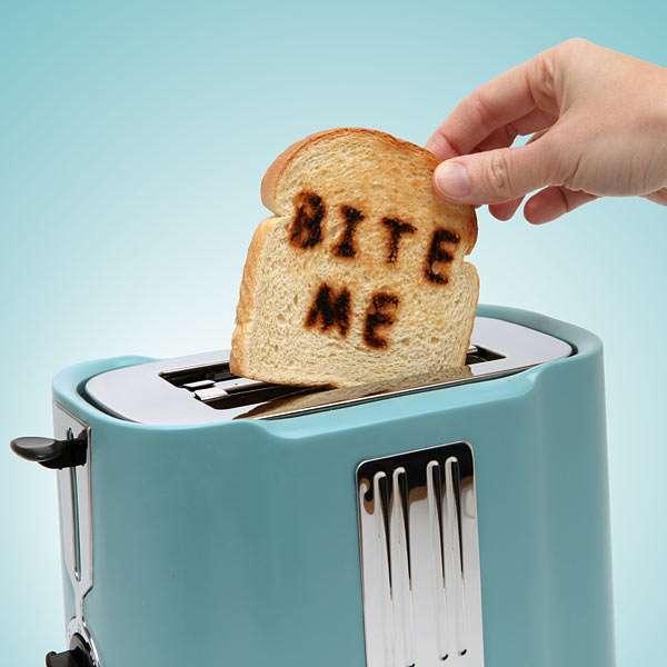 Crude Breakfast Appliances