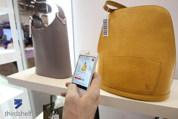 Mobile-Recognition Retail