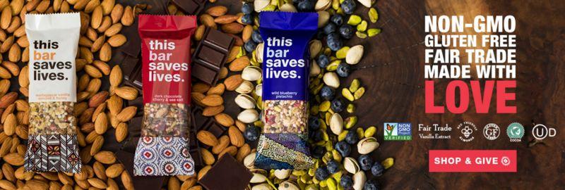 Charitable Snack Bars