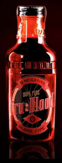 Fake Blood Beverages