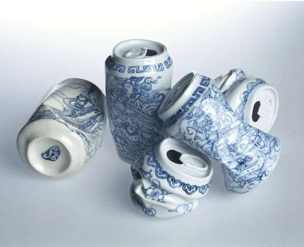 China Beer Cans