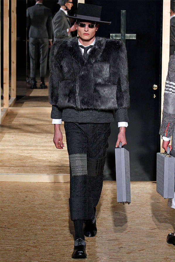 Amish-Inspired Runways
