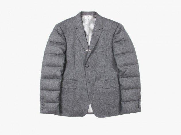 Winterized Formal Wear