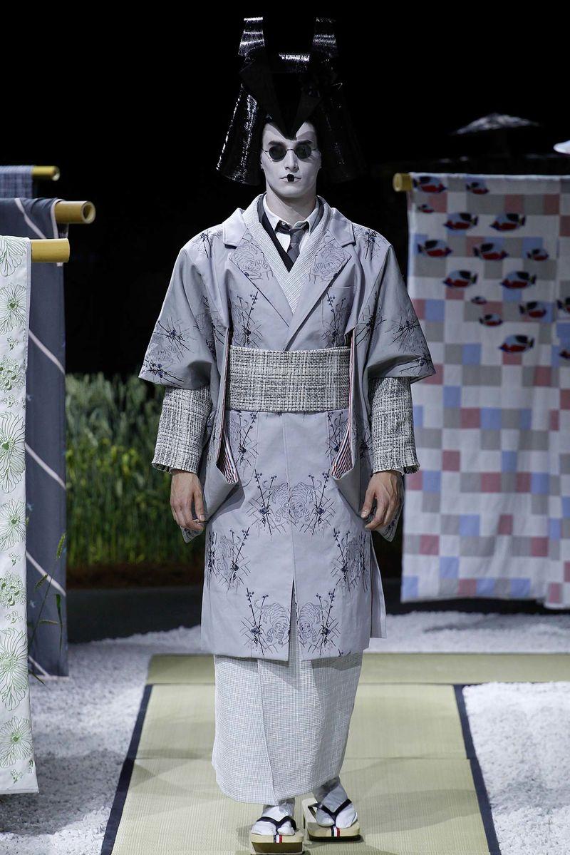 Eerie Geisha Menswear