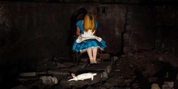 Macabre Princess Cartoons (UPDATE)
