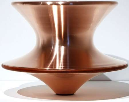 Thomas Heatherwicks Spun Chair