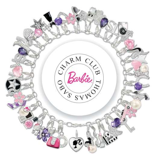 Barbie Charm Bracelets