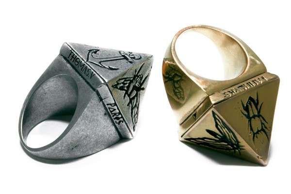 Mystical Insect Rings