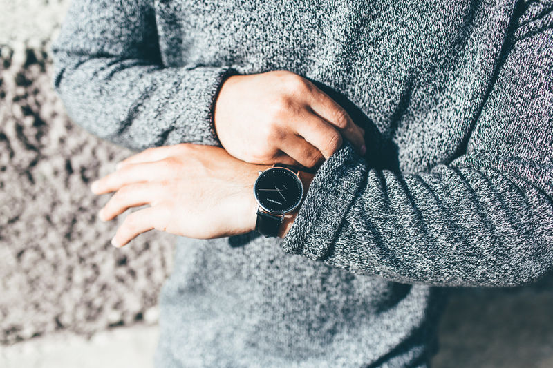 Minimalist Unisex Timepieces