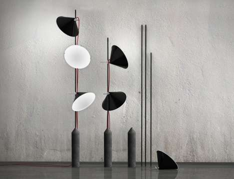 Thread Floor Lamp
