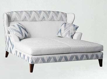 Three Dimensional Leather Furniture