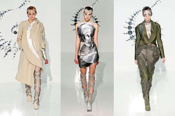 Circular Motif Fashion