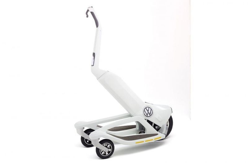 Supplementary Vehicular Scooters