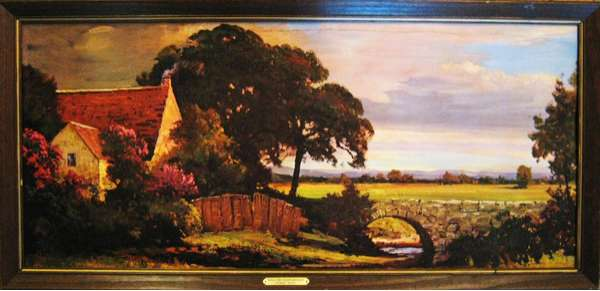 thrift store, art, painting, surrealism,
