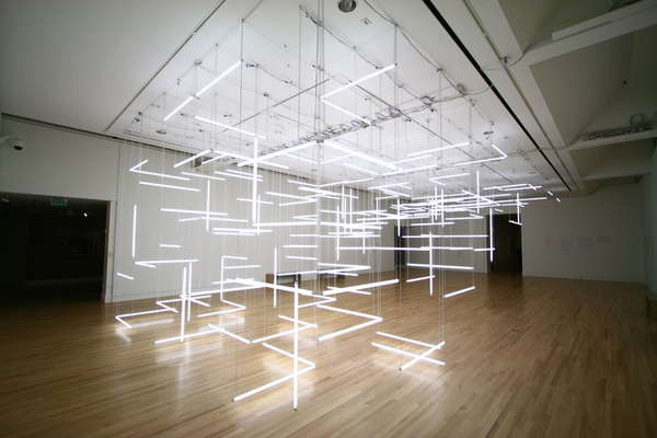 Geometric Light Labyrinths