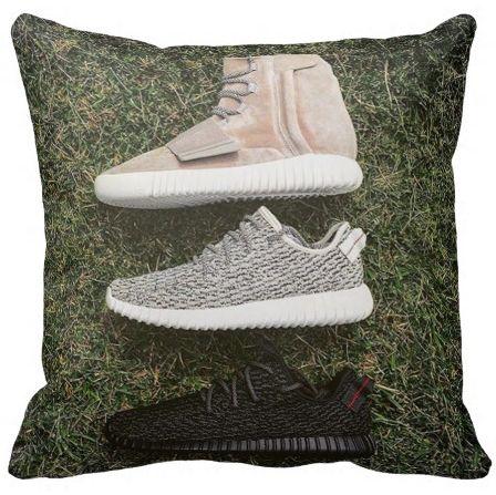 Sneaker-Sporting Pillows