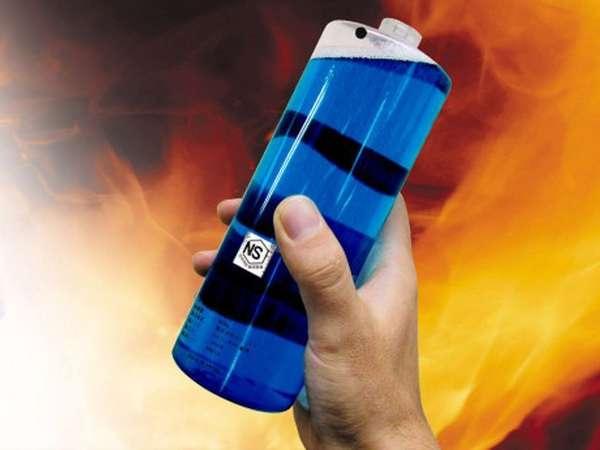 Fire-Extinguishing Grenades