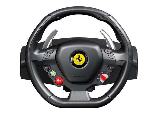 Thrustmaster Ferrari Xbox Racing Wheel