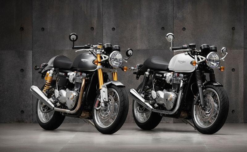 Reimagined Racer Motorbikes