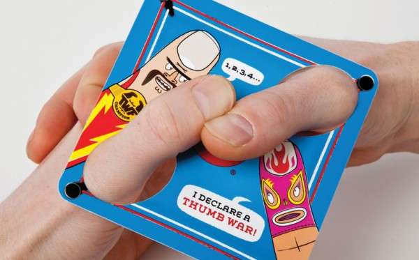 Thumb Wrestling Boards