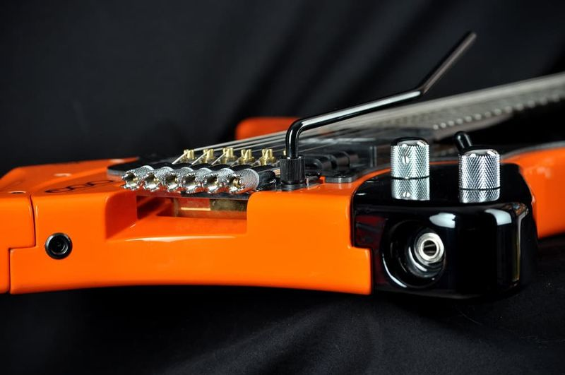 Thunderous Electric Guitars
