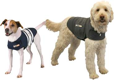 Canine-Calming Attire