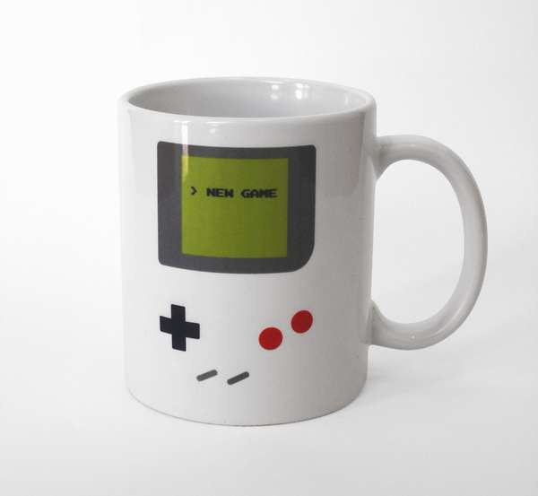 Gamer Coffee Cups