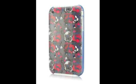 Dark Floral Phone Covers