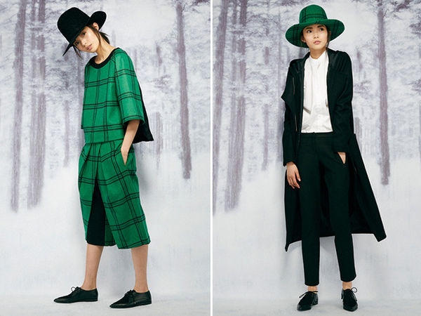 tibi pre-fall 2014 collection