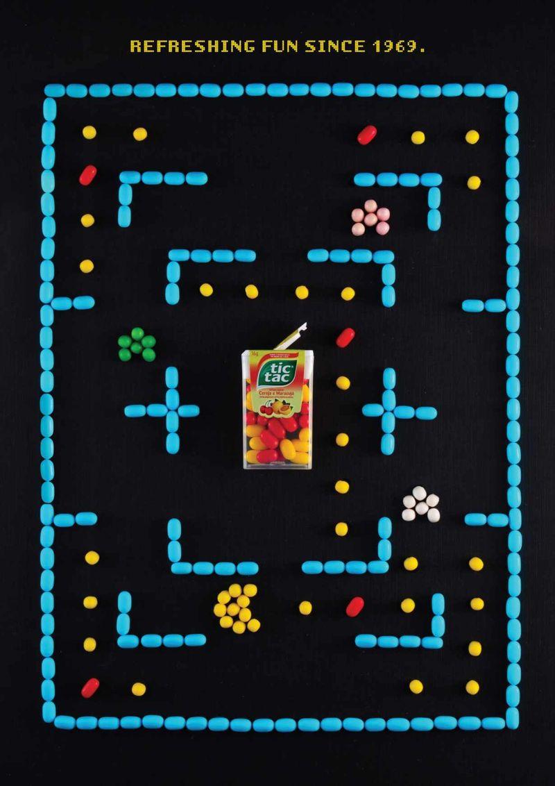 Minty Arcade Ads