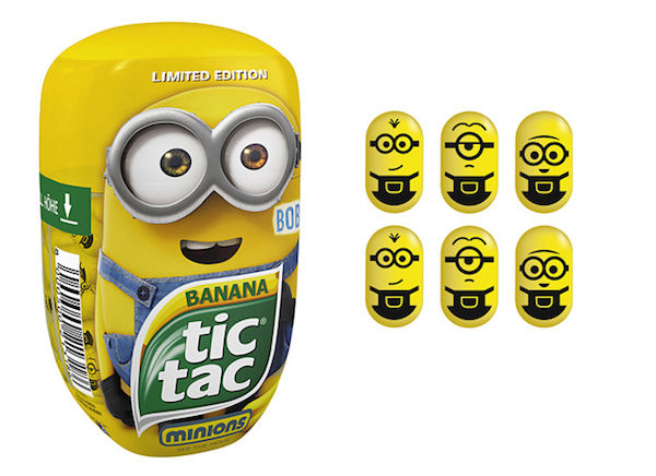 Despicably Adorable Mints