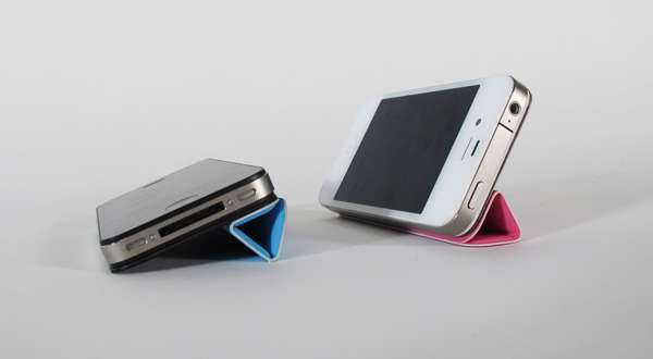Accordion-Like Smartphone Cases