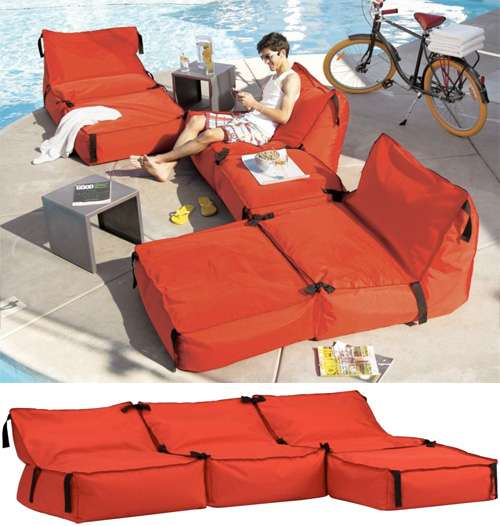 Bean Bag Couches