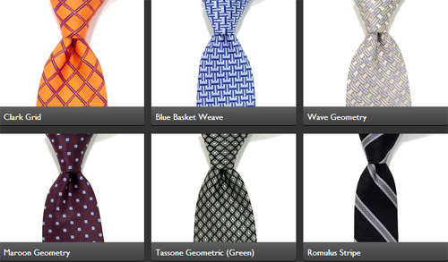 Subscription Tie Exchange Services