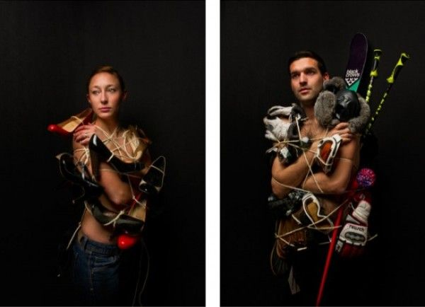 Tied Obsession Portraits