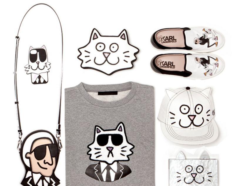 Cat Cartoon Couture