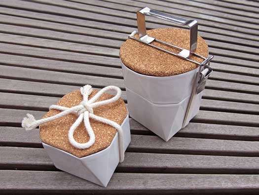 Tiffin Lunch Kit by Lorea Sinclaire