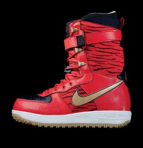 Hybrid Animal Snowboard Boots
