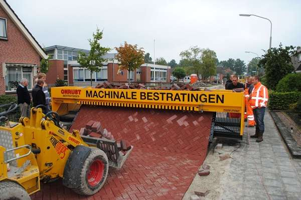 Brick-Printing Technologies