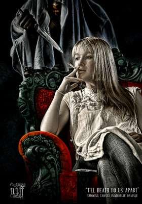Graphic Anti-Smoking Ads