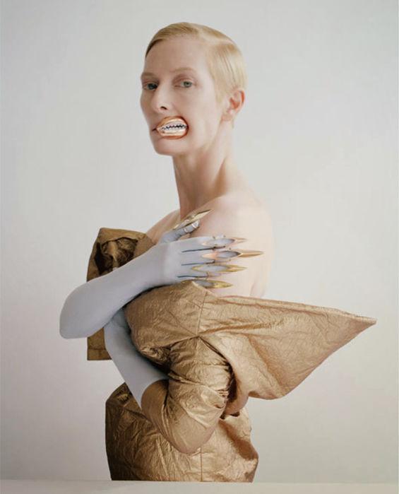 Otherworldly Celebrity Portraits
