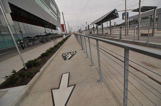 Car-Free Transit Bridges
