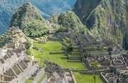 Miniature Landmark Photography